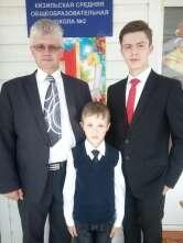 Гордость школы. Учеником года в Кизильском районе стал Александр Кожевников